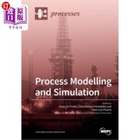 【中商海外直订】Process Modelling and Simulation