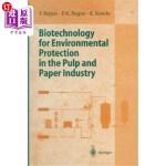 【中商海外直订】Biotechnology for Environmental Protection in the P