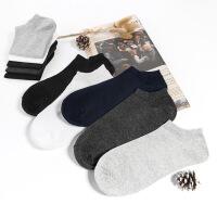 【11.2-11.7 大牌周 满100减50】BWELL 5双装四季必备吸汗透气男中袜船袜