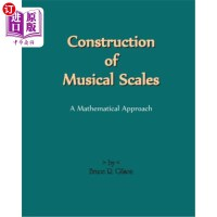 【中商海外直订】Construction Of Musical Scales: A Mathematical Appr