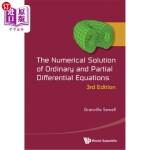 【中商海外直订】The Numerical Solution of Ordinary and Partial Diff
