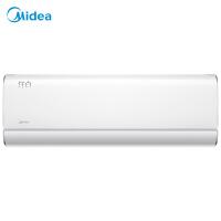 美的(Midea)1.5匹1级能效变频无风感智能家用挂壁式冷暖空调 1.5P挂机节能静音 KFR-35GW/MWAB1