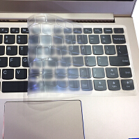 联想小新AIR13 IWL2018款键盘膜air13 pro笔记本键盘保护贴膜ideapad710 小新310 纳米银