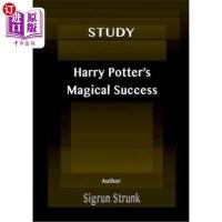 【中商海外直订】Study - Harry Potter's Magical Success