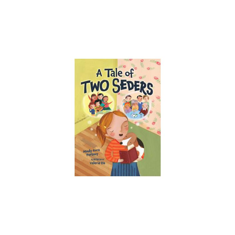 【预订】A Tale of Two Seders 预订商品,需要1-3个月发货,非质量问题不接受退换货。