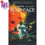 【中商海外直订】The Man with the Blue Face