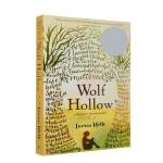 Wolf Hollow狼谷 纽伯瑞奖获奖作品 英文原版 青少年小说
