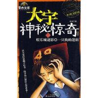 封面有磨痕-HY-大宇神秘惊奇系列第二季10:娱乐城迷影・ 一只狗的逻辑 9787807169222 张韧 北京日报出