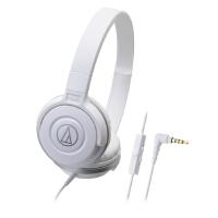 Audio Technica/铁三角 ATH-S100iS头戴式耳机 手机线控电脑耳麦