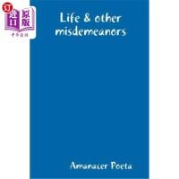 【中商海外直订】Life & other misdemeanors