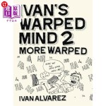 【中商海外直订】Ivan's Warped Mind 2: More Warped