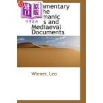 【中商海外直订】Commentary to the Germanic Laws and Mediaeval Docum