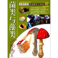 台湾引进 新视野学习百科40:菌类与藻类 中国盲文出版社 中国盲文出版社