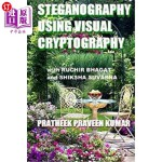 【中商海外直订】Steganography Using Visual Cryptography