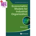 【中商海外直订】Econometric Models for Industrial Organization