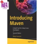 【中商海外直订】Introducing Maven: A Build Tool for Today's Java De