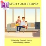 【中商海外直订】Watch Your Temper