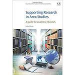 【预订】Supporting Research in Area Studies 9781843347903