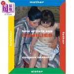 【中商海外直订】How Artists See Families: Mother Father Sister Brot