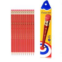 马可原木HB/2B铅笔 三角杆/六角杆 学生书写铅笔 考试铅笔 绘图铅笔 带橡皮铅笔 多款可选