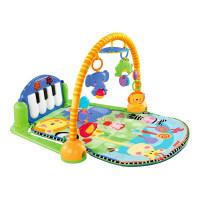 琴琴婴儿健身器 婴儿脚踏钢琴健身架 W2621 婴幼儿玩具0-1岁 W2621