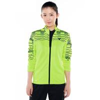威克多Victor J-85604胜利羽毛球服 男女款秋冬针织运动外套上衣