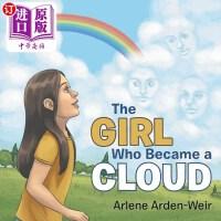 【中商海外直订】The Girl Who Became a Cloud