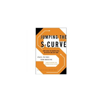 Jumping the S-Curve(ISBN=9781422175583) 英文原版