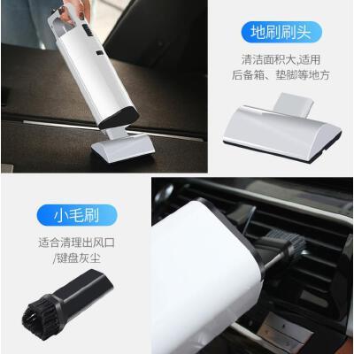 车载无线吸尘器 大功率多功能小型便携手持式车用吸尘器