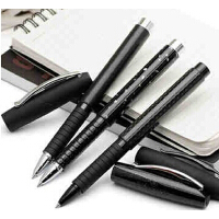 德国辉柏嘉 知性派碳纤|皮革|珠光商务宝珠笔 办公用签字笔