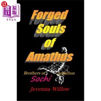 【中商海外直订】Forged Souls of Amathus: Sochi