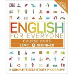 现货 英文原版 English for Everyone Course Book Level 2 Beginner(P