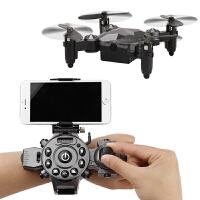 六一儿童节礼物迷你手表无人机mini儿童玩具遥控飞机手表黑科技无人机航拍定高清四轴飞行器男孩 官方标配