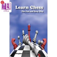 【中商海外直订】Learn Chess the Fun and Easy Way
