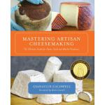 【预订】Mastering Artisan Cheesemaking: The Ultimate Guide for