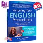 【中商原版】完善你的英语发音(第2版) 英文原版 Perfecting Your English Pronunciat