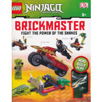 LEGO・ Ninjago Fight the Power of the Snakes! Brickmaster 乐高