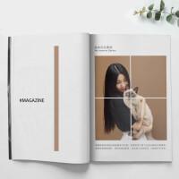 照片书定制纪念册杂志相册制作个人写真影集生日礼物 【基础款】-26页 | 封面覆膜