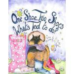 【预订】One Shoe...Two Shoes...What's Ted to Do?