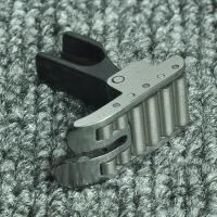 工业缝纫机配件平车轮子压脚平车压脚滚轮压脚针织缝纫用品 图片色