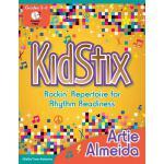 【预订】Kidstix: Rockin' Repertoire for Rhythm Readiness