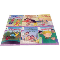 Oxford Reading Tree Biff,Chip and Kipper Stories Level 1+