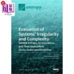 【中商海外直订】Evaluation of Systems' Irregularity and Complexity: