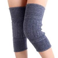 秋冬季羊绒护膝保暖老寒腿男自发热老年人双层防寒
