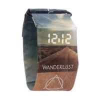 纸手表 纸质手表 黑科技智能手表男潮流防水女手表手环 旅游 高配升级版