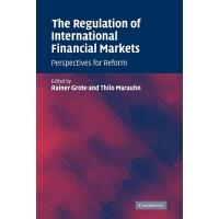 【预订】The Regulation of International Financial Markets