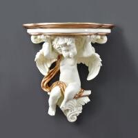欧式壁饰天使挂件创意家居客厅卧室墙面装饰挂饰立体壁挂花瓶墙饰