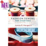 【中商海外直订】Fashion Sewing for Everyone