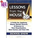 【中商海外直订】Lessons from the Mouse: A Guide for Applying Disney