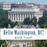 【预订】Hello Washington, DC!